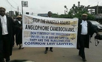 Supreme court judge arrested in Cameroon