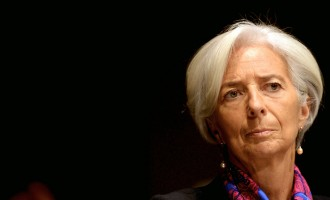 Lagarde resigns as IMF managing director