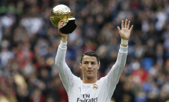 Ronaldo: I deserve to win more Ballon d'Or awards than Messi