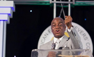 Oyedepo: Nigeria's COVID-19 doesn't go to markets… only churches