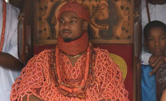 24-year-old UI graduate crowned king in Delta