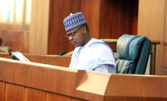 Dogara swears in APC rep from Kogi