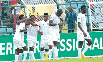 Rangers win first point of new NPFL season