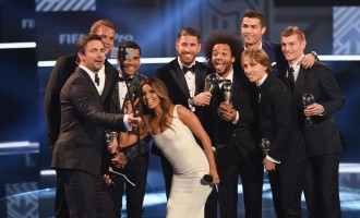 London to host second edition of Best FIFA Football Awards