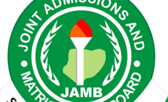 'Stop disgracing yourself here… it's I'm not am' — JAMB's gaffe on Twitter sparks reactions