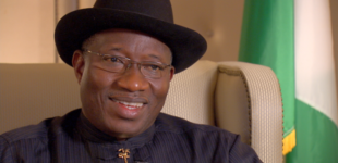 'No nation can't defeat its people' — Jonathan condemns attack on protesters