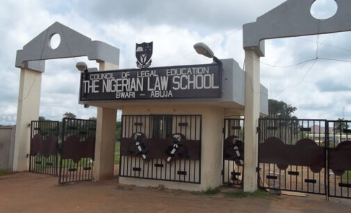 Report: How Nigerian Law School paid N32m into account of cleaner in 12 months