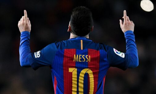 Messi to swap suspended jail term for fine