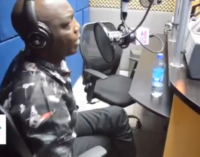 TRENDING: Dede Mabiaku walks out on Femi Adesina during live radio interview (updated)