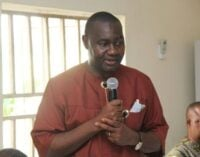 Magnus Abe mocks Amaechi's ally: Is Buhari also working with Wike?