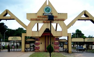 Abia varsity students protest scrapping of management science courses
