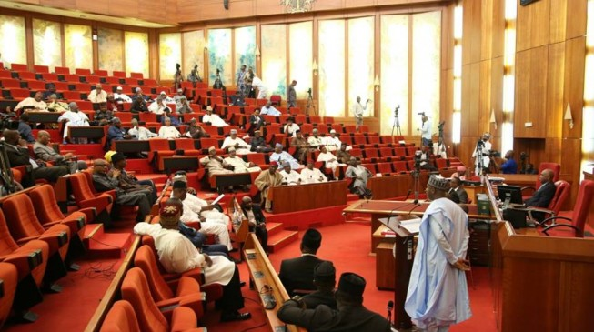 Senate committee fails to lay Budget 2019 — despite Saraki's warning