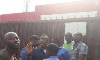Sowore, Fatodu suspend hot exchanges after intervention of lawyers