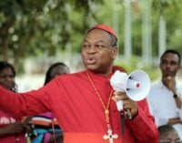 'Buhari promised to make life better' — Catholic archbishops reject petrol price hike