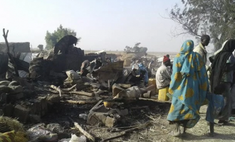'Thousands' flee to Cameroon as Boko Haram hits Rann again
