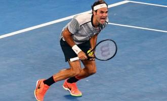 Roger Federer wins Australian Open after five-set battle with Nadal