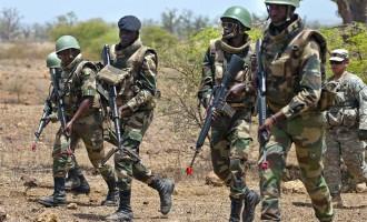 Senegalese troops break into Gambia