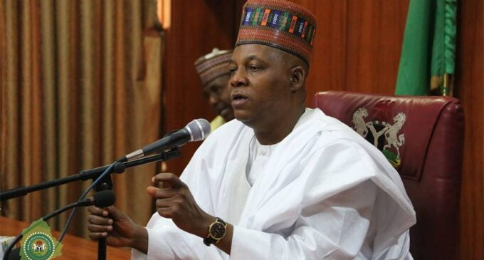 EFCC not aware of 'raid' on Shettima's residence