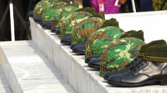 Report: Over 1000 soldiers secretly buried in Maiduguri