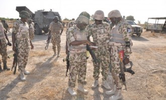 Troops arrest LGA vice chairman in Zamfara over 'links to bandits'