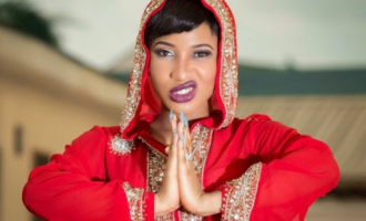 'What was my father doing when Dangote was getting rich?' — Tonto Dikeh reacts to Otedola's N5bn donation