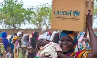 Coalition reacts to lifting of ban on UNICEF