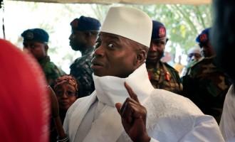 Reps urge Buhari to offer asylum to Jammeh