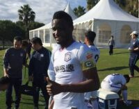 Ideye missing as Mikel, Ighalo lose on Chinese League debut