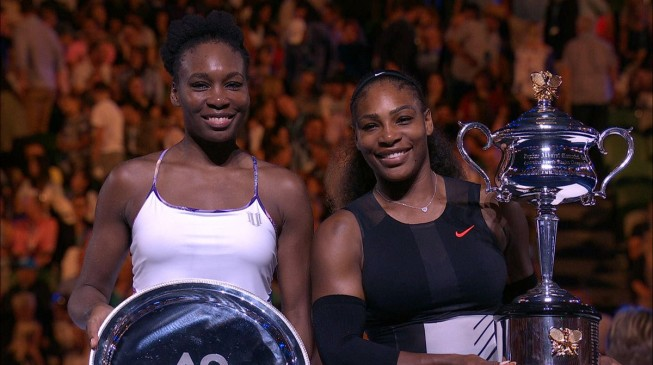 Serena Williams beats Venus to win 23rd grand slam title