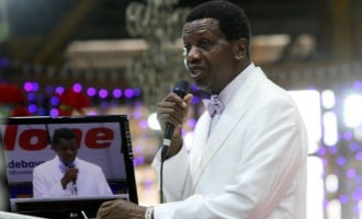 Adeboye promises encounter with God as RCCG Holy Ghost Congress kicks off