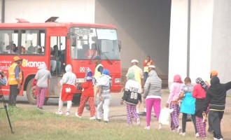 Tales of woe as 171 more Nigerians return from Libya