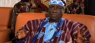 Akiolu: Obasanjo is the major problem of Nigeria today