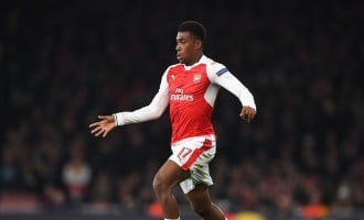 Iwobi makes Arsenal's squad for pre-season tour of Singapore