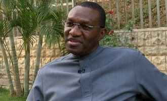 Andy Uba speaks on his plan to take over from Saraki