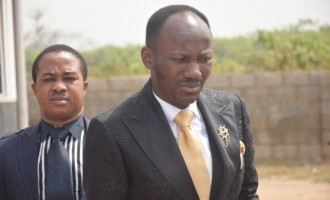 Apostle Suleman: Though he hurt me, I might stand as surety for Sowore