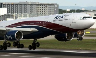 AMCON 'not aware' of Ethiopia's bid for Arik Air