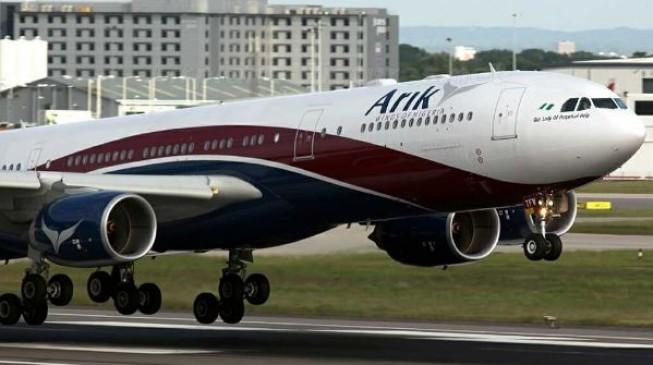 Coronavirus: Arik Air suspends flights to Ghana, Liberia, Senegal