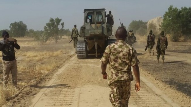 Army says Boko Haram has been 'completely defeated'