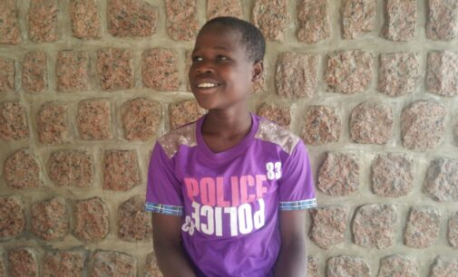 CLOSE-UP: The boy who refused to join Boko Haram, says 'I watched them slaughter my father'
