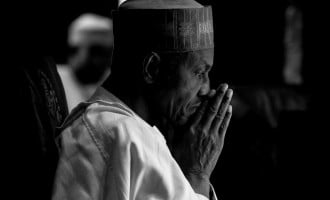 The Nigeria prays for Buhari competition