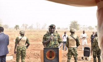 Eligible IDPs can apply for army recruitment, says Buratai