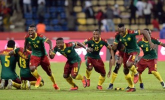 Cameroon defeat Egypt to win 5th AFCON title