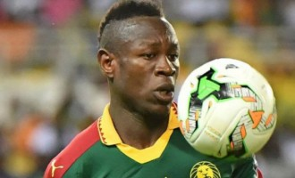 2017 AFCON MVP, Bassogog, joins Chinese club