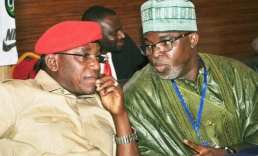 CAF election: Did Pinnick defy Dalung to vote for Ahmad?