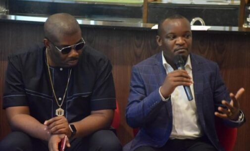 Don Jazzy, Tsaboin launch mobile app for free WiFi service 'Flobyt'