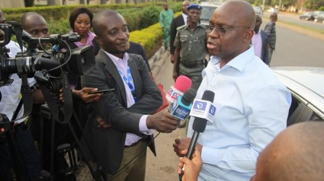 Fayose: Ekiti owing N59bn — and it was inherited from Fayemi