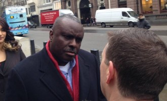 Ibori:  I tried to keep my return a secret, but failed