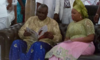 Okowa absent but Delta politicians flood Ibori's thanksgiving