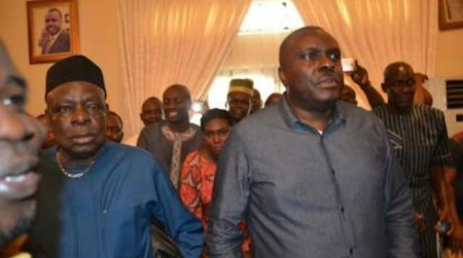 Secondus leads dignitaries to Delta as Urhoboland celebrates Ibori