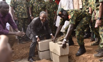We're not here to take sides, Buratai says as army sets up base in southern Kaduna